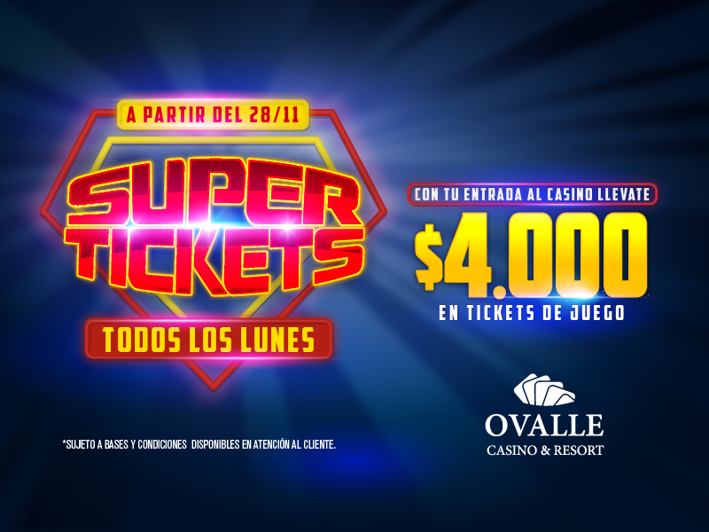 Supertickets